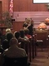 Beth Carlson Concert